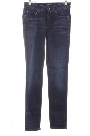 Cambio Jeans Skinny Jeans dunkelblau Casual-Look