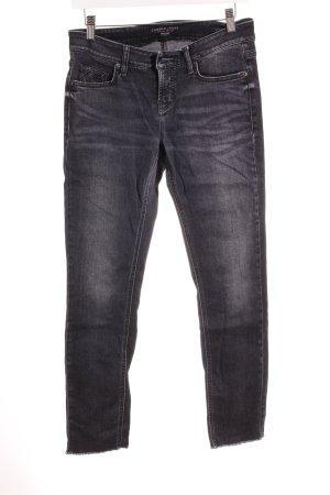 Cambio Jeans Jeans skinny grigio scuro look pulito