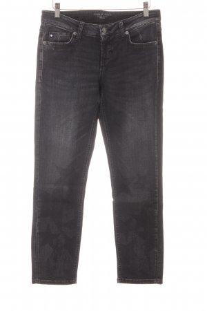 Cambio Jeans Skinny Jeans taupe meliert Casual-Look