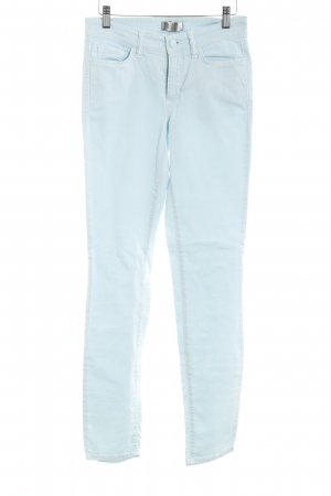 Cambio Jeans Skinny Jeans türkis Casual-Look