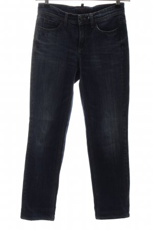 Cambio Jeans Slim Jeans blau Casual-Look