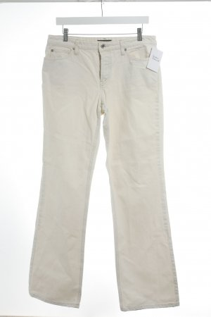 Cambio Jeans Slim Jeans creme Casual-Look