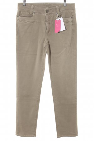 Cambio Jeans Slim Jeans hellbeige Casual-Look