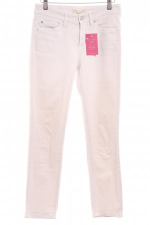 Cambio Jeans Slim Jeans rosé Casual-Look