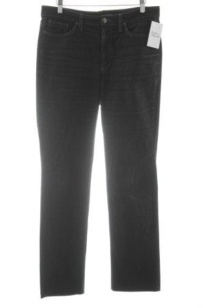 Cambio Jeans Vaquero slim negro moteado estilo clásico