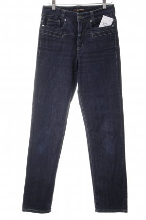 Cambio Jeans Straight Leg Jeans blue casual look