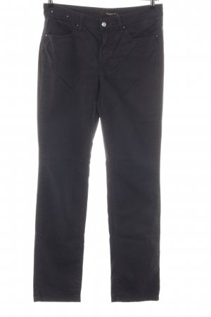 Cambio Jeans Straight-Leg Jeans schwarz Casual-Look