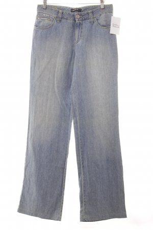 Cambio Jeans Straight-Leg Jeans himmelblau Casual-Look