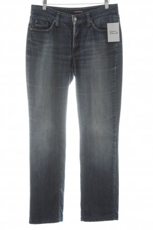 "Cambio Jeans Straight-Leg Jeans ""Norah"""