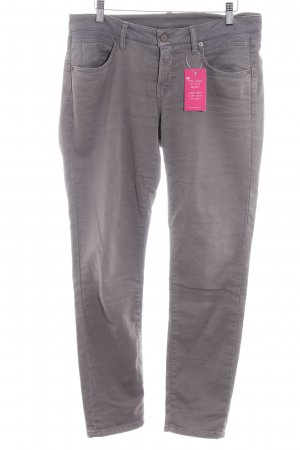 Cambio Jeans Stretch Jeans taupe Casual-Look