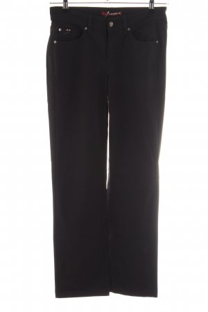 Cambio Jeans Stretchhose schwarz Casual-Look
