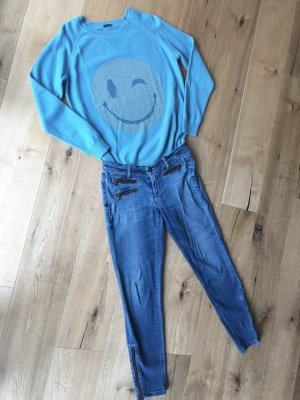Cambio Stretch Jeans blue