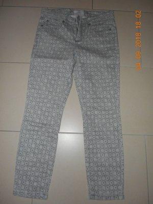 Cambio Pantalone cinque tasche multicolore