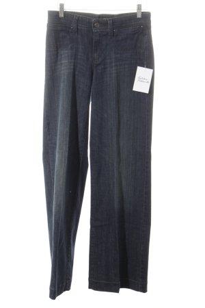 """Cambio Jeansschlaghose """"Perla"""" dunkelblau"""