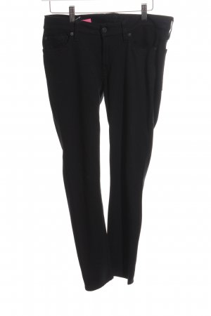 Cambio Jeggings schwarz Casual-Look