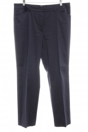 Cambio Peg Top Trousers dark blue '90s style