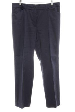 Cambio Pantalón de pinza alto azul oscuro Estilo años 90