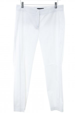 Cambio Peg Top Trousers white simple style