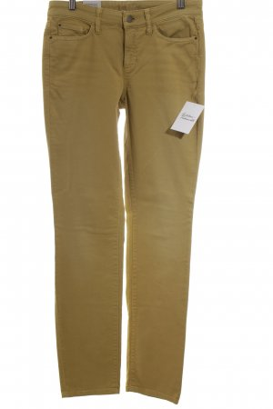 "Cambio Carrot Jeans ""Marla"" lime yellow"