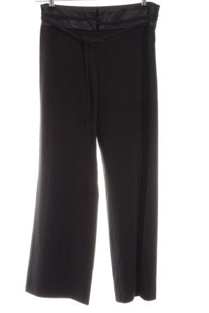 Cambio Pantalon Marlene noir style décontracté