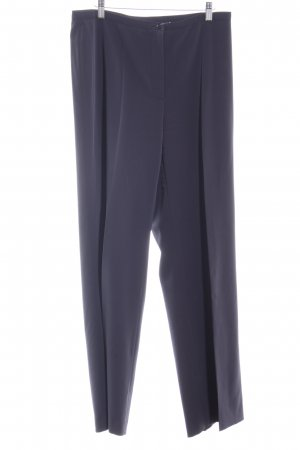 Cambio Marlene Trousers dark blue business style