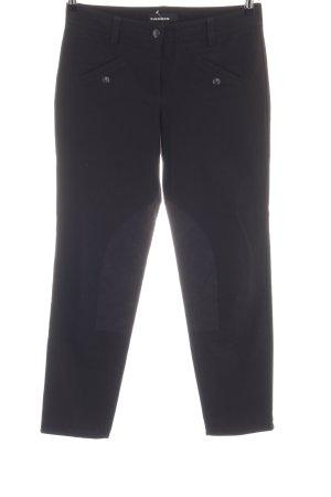 Cambio Pantalone da equitazione nero stile casual