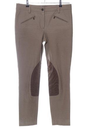 Cambio Pantalone da equitazione bianco sporco-marrone stile casual