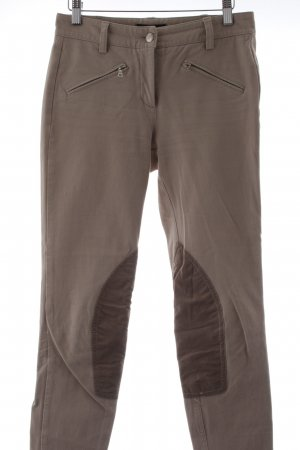 Cambio Riding Trousers oatmeal casual look