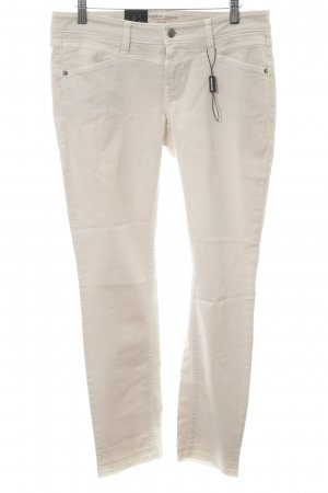 Cambio Skinny Jeans wollweiß Casual-Look