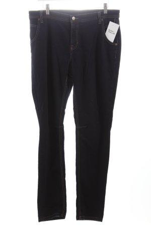 Cambio Skinny Jeans dunkelblau