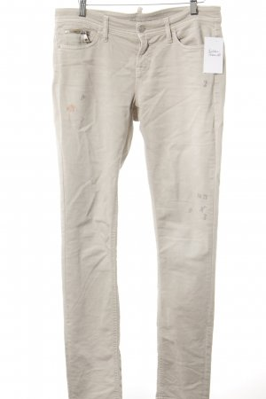 Cambio Skinny Jeans graubraun Casual-Look