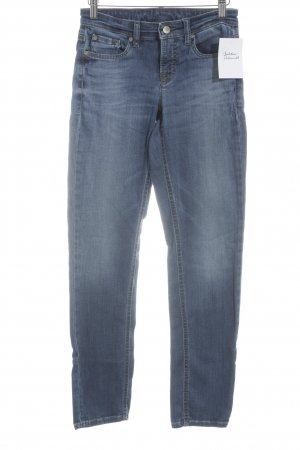 Cambio Skinny Jeans stahlblau Casual-Look