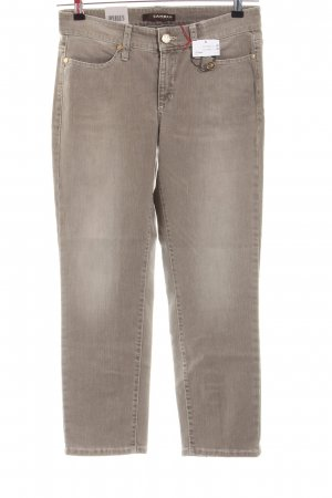 Cambio Vaquero slim color bronce look casual