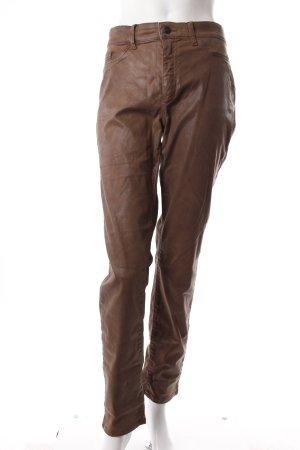 Cambio Slim Jeans braun
