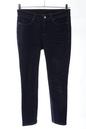 Cambio Slim Jeans blau Casual-Look