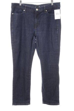 Cambio Slim Jeans dunkelblau Casual-Look