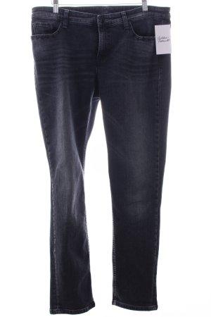 Cambio Slim Jeans grau Casual-Look