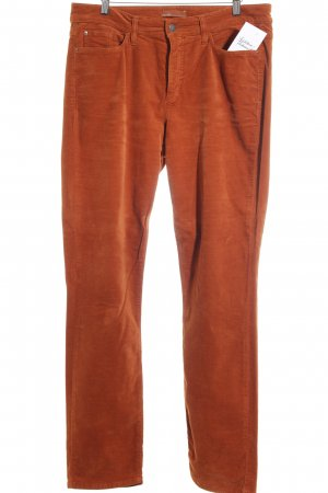 Cambio Stoffhose dunkelorange Street-Fashion-Look