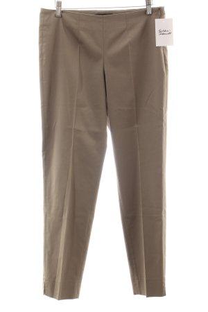Cambio Stoffhose graubraun minimalistischer Stil