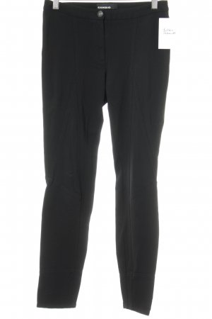 Cambio Stoffhose schwarz Business-Look