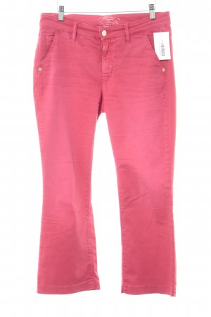 Cambio Straight-Leg Jeans hellrot Casual-Look