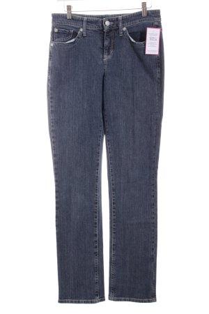 "Cambio Straight-Leg Jeans ""Neele"" blau"