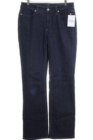 "Cambio Straight-Leg Jeans ""Norah"" blau"
