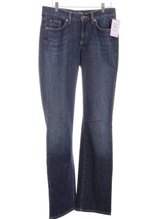 "Cambio Straight-Leg Jeans ""Norah straight"" blau"