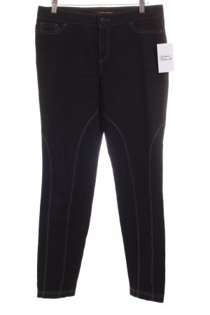Cambio Straight-Leg Jeans schwarz Casual-Look