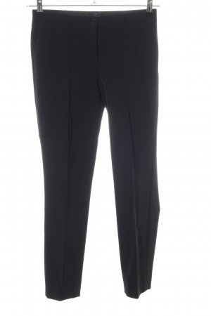 Cambio Stretch Trousers black business style