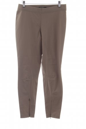 Cambio Stretchhose beige Casual-Look