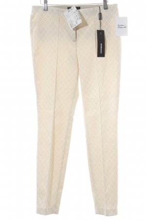 Cambio Stretchhose creme-beige Casual-Look