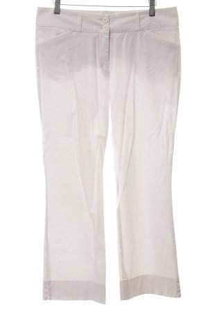 Cambio Stretch Trousers white casual look