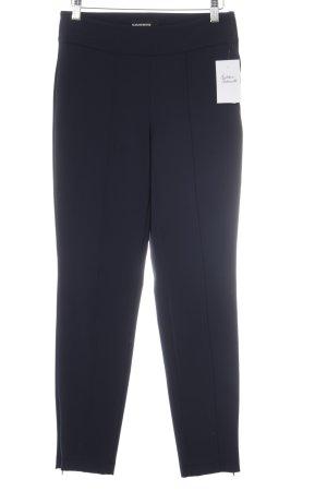 Cambio Stretchhose dunkelblau Casual-Look